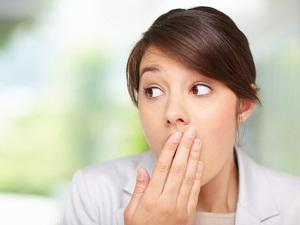 лечение плохого запаха изо рта
