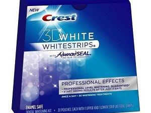 отбеливающие полоски crest 3d white купить
