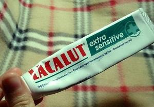 зубная паста для чувствительных зубов отзывы
