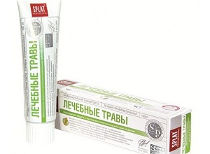 зубная паста сплат лечебные травы отзывы