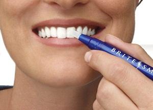 как пользоваться карандашом bright white для отбеливания зубов