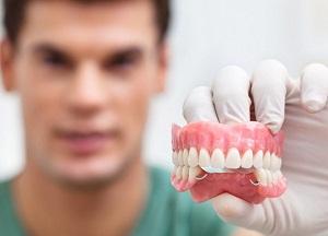 какой протез выбрать при отсутствии большого количества зубов