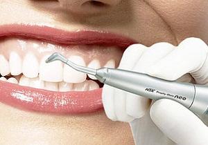 чистка зубов ультразвуком цена