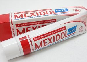 преимущества зубной пасты мексидол дент