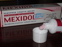 зубная паста мексидол дент