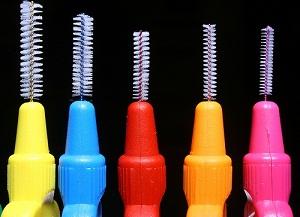 ершик для зубов