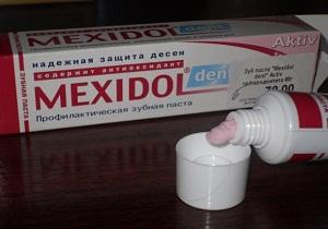 мексидол дент отзывы