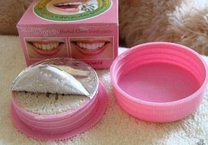 тайская зубная паста фото