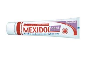 мексидол дент зубная паста отзывы