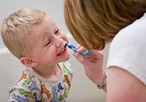 афтозный стоматит у детей фото