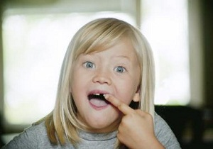 диастема у детей